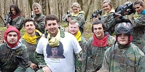 go paintball in Maidenhead